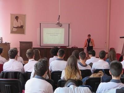 Нова лекционна среща на магистрати от Административен съд - Русе