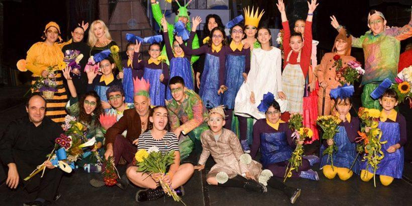 """Детска опера - Русе представя популярното си заглавие - оперетата """"Ани в царството на цветята"""""""