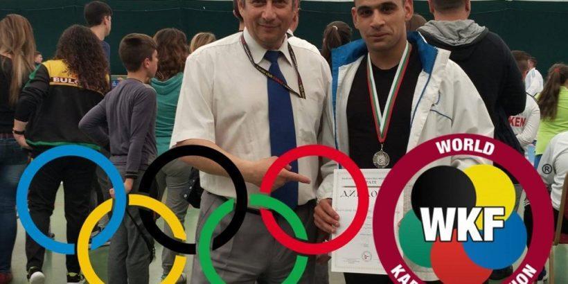 Сребърен медал от държавното първенство по карате за русенски студент