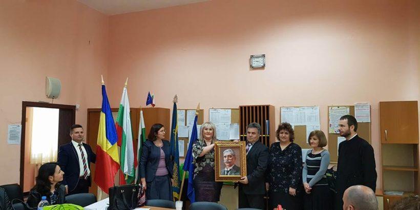 """Румънски учители гостуваха днес в ОУ """"Иван Вазов"""" - Русе"""