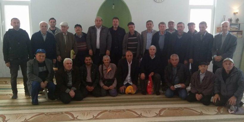 Проведе се априлска работна среща с имамите от Районно мюфтийство – Русе