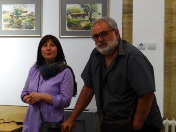 """В Галерия """"Библиотека"""" беше открита изложбата """"Нюанси"""""""