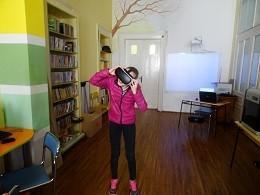 """Регионална библиотека """"Любен Каравелов"""" разполага вече с очила за виртуална реалност с резолюция 4k"""