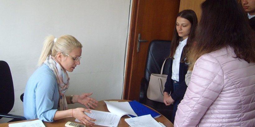 """""""Ден на отворените врати"""" в Съдебната палата в град Бяла"""