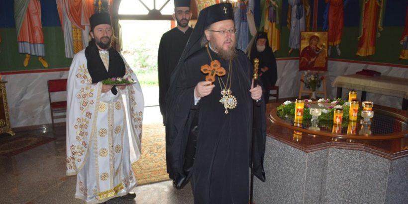 Светли петък в манастира в Каран Върбовка