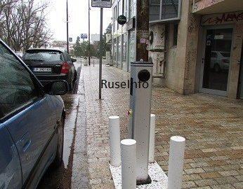 Зарядни станции за електромобили са изградени на централни места в Русе