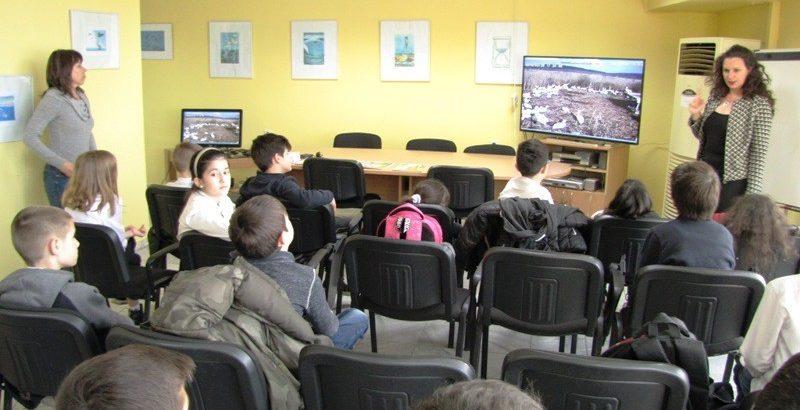 РИОСВ - Русе бе домакин на ученици от СУЕЕ