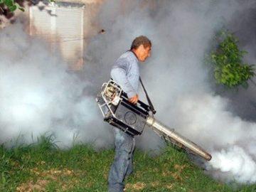 От 20 април започва наземното пръскане срещу комари, кърлежи и др. в Община Гюргево