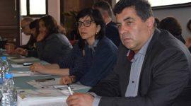 Областният управител участва в среща за уеднаквяване на административните услуги