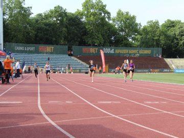 лекоатлетическо състезание младост русе
