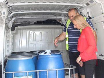 Над 100 кг. опасни отпадъци са събрани за 2 дни от русенските домакинства
