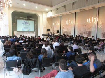 Близо 200 младежи събра конференция в Доходното здание сега