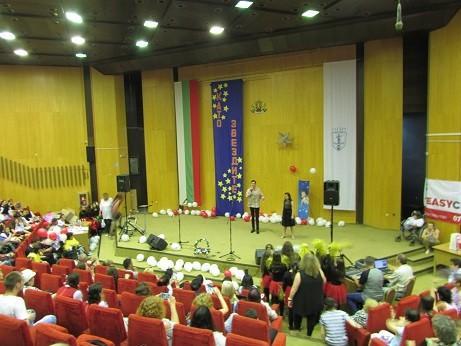 """Осмият национален фестивал """"Като звездите"""" се проведе в Русе днес"""