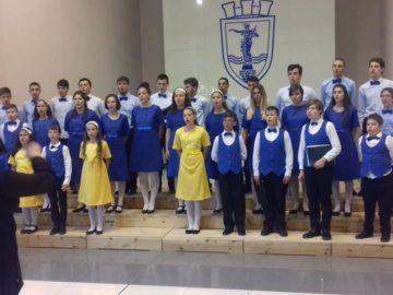 Хор Св Георги Победоносец към ОМД - Русе представи годишния си концерт в зала Европа на Доходното здание