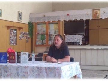 Известният сценарист, режисьор и продуцент Нидал Алгафари гостува в Мартен