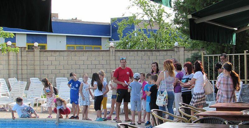 далян уроци по плуване за деца