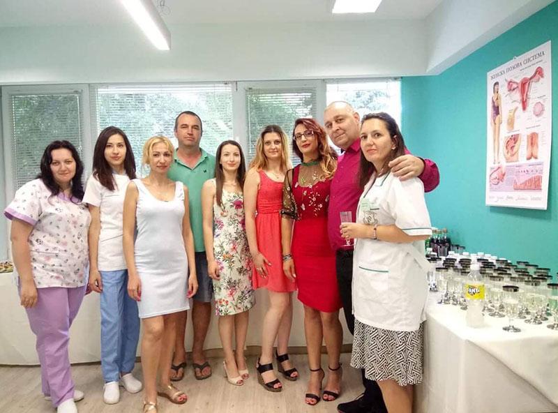 екип медицински център кунев русе