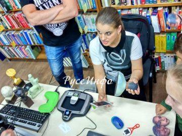 русенски университет 3d заснемане студенти