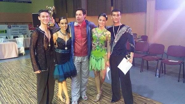 спортни танци яцек янков фламинго 2014