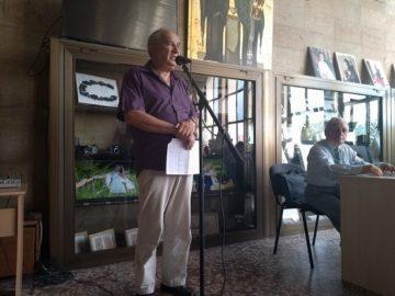 """В РБ """"Л. Каравелов"""" се състоя творческа вечер в памет на проф. д-р Иван Байчев"""