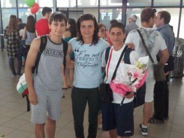 Русенски състезателки в националния тим за европейското по бокс в София
