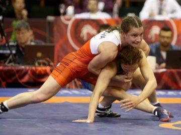 Биляна Дудова – шампионка и на родното първенство по борба