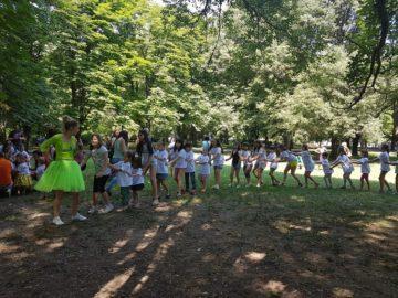 ВИТТЕ Аутмотив България организира за децата на своите служители парти по случай Деня на детето