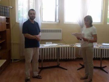 Държавен архив - Русе връчи днес награди