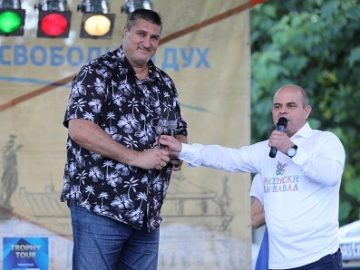 Любо Ганев Стоилов карнавал