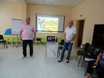 29 педагози от три русенски детски градини участваха в обучение за подобряване на ефективността от ранното езиково обучение по български език чрез игри