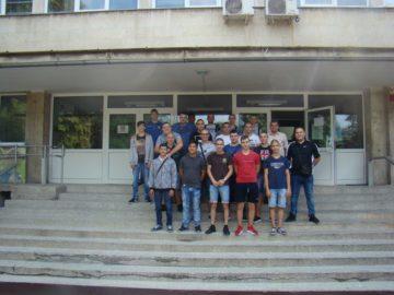Ученици от ПГ по транспорт ще проведат практика в Испания