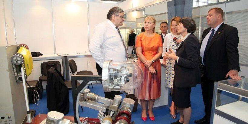 """Два робота представя Русенският университет на изложението за отбранителна техника """"Хемус 2018"""""""