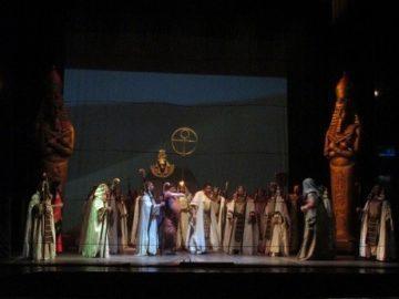 """Премиерата на операта """"Аида"""" ще бъде утре"""