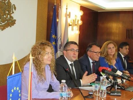 Николай Нанков: Работна група ще подготвя проектното задание за нов Дунав мост край Русе