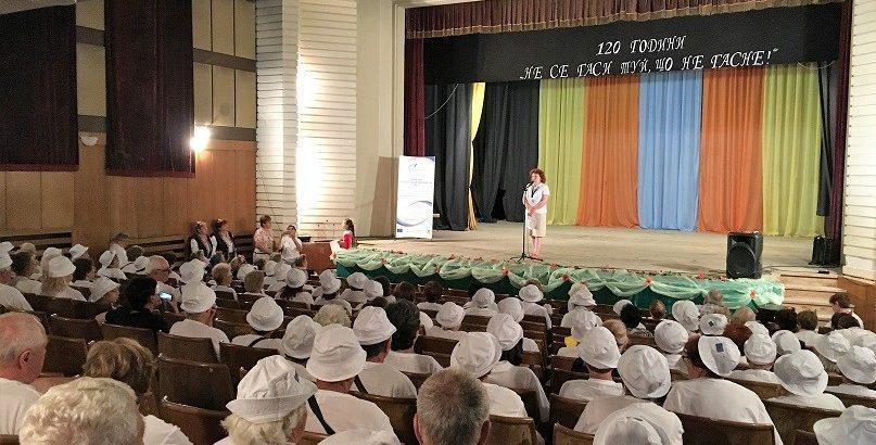 Близо 200 пенсионери участваха в мащабното събитие на ОИЦ-Русе в Борово