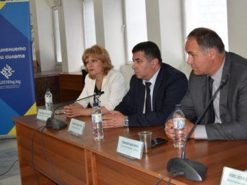 Областният управител Галин Григоров участва в заседание на Регионалния съвет за развитие на Северен централен район