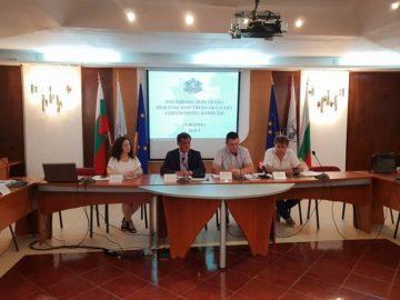 Областната епизоотична комисия в Русе обсъди предпазването от африканската чума по свинете