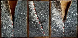Утре ще бъде открита изложба мозайка на Страхил Найденов