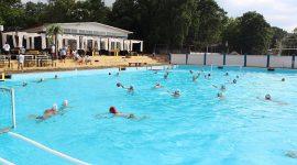 Започна седмият по ред международен турнир по водна топка Купа Иво Петров плуване вода басейн спорт