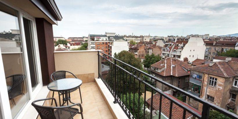 балкон апартамент жилище русе