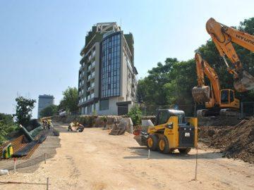 бул придунавски реконструкция юли 2018