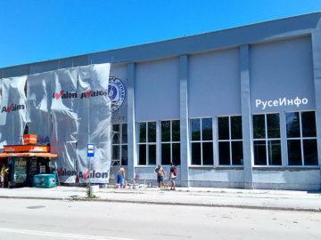 волейболна зала ремонт юли 2018 1