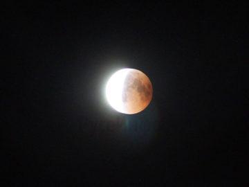 лунно затъмнение юли 2018
