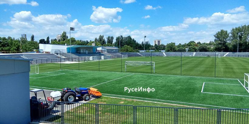 стадион дунав юли 2018