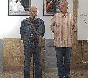 """В новото арт-пространство """"Галерия библиотека"""" беше открита интересна изложба-селекция фоторепортажи"""