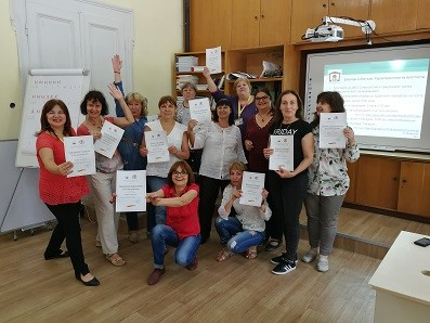 Библиотечни специалисти се ограмотиха медийно в Русе