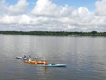 """ТД """"Приста"""" - Русе отбеляза деня на Голямата река с инициативата """"Разходка с лодка"""""""