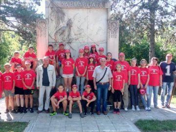 """Днес официално беше открита Лятна академия """"Родолюбие"""" за ученици от община Две могили"""