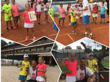 Шампион за регион Варна по тенис е Пламен Нунев