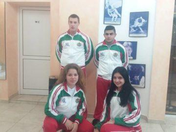 Четирима щангисти от ТСК – Русе се включват в Европейско първенство за кадети и кадетки в Италия